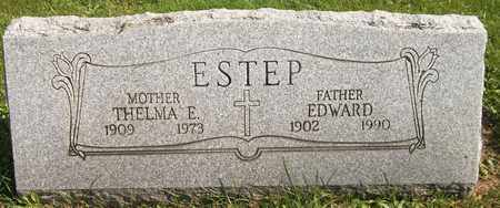 ESTEP, EDWARD - Trumbull County, Ohio | EDWARD ESTEP - Ohio Gravestone Photos