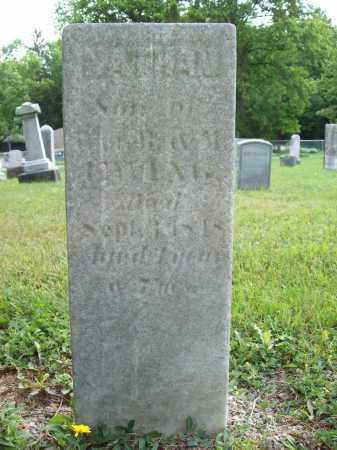 EWING, NATHAN - Trumbull County, Ohio | NATHAN EWING - Ohio Gravestone Photos