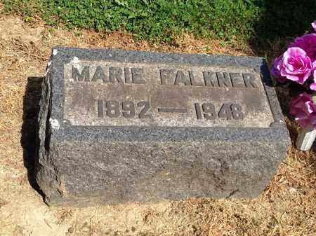 SHAW FALKNER, ALMIRA MARIE - Trumbull County, Ohio | ALMIRA MARIE SHAW FALKNER - Ohio Gravestone Photos