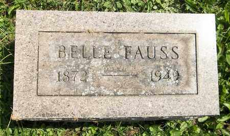 FAUSS, BELLE - Trumbull County, Ohio | BELLE FAUSS - Ohio Gravestone Photos