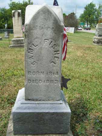 FISHEL, SAMUEL - Trumbull County, Ohio | SAMUEL FISHEL - Ohio Gravestone Photos