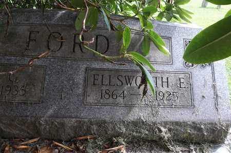 FORD, ELLSWORTH E. - Trumbull County, Ohio   ELLSWORTH E. FORD - Ohio Gravestone Photos