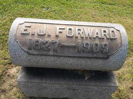 FORWARD, EGBERT  J. - Trumbull County, Ohio | EGBERT  J. FORWARD - Ohio Gravestone Photos