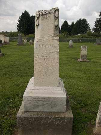 HAWLEY FORWARD, ORPHA - Trumbull County, Ohio | ORPHA HAWLEY FORWARD - Ohio Gravestone Photos