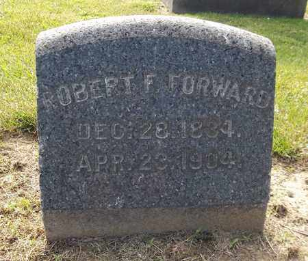 FORWARD, ROBERT F. - Trumbull County, Ohio | ROBERT F. FORWARD - Ohio Gravestone Photos