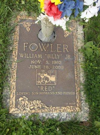 FOWLER, WILLIAM, JR. - Trumbull County, Ohio | WILLIAM, JR. FOWLER - Ohio Gravestone Photos