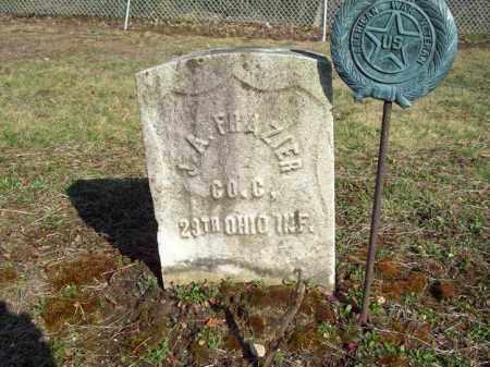 FRAZIER, J. A. - Trumbull County, Ohio | J. A. FRAZIER - Ohio Gravestone Photos