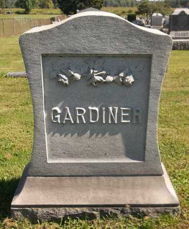 GARDINER, CORA - Trumbull County, Ohio | CORA GARDINER - Ohio Gravestone Photos
