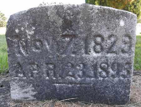 GARDINER, JESSE - Trumbull County, Ohio | JESSE GARDINER - Ohio Gravestone Photos