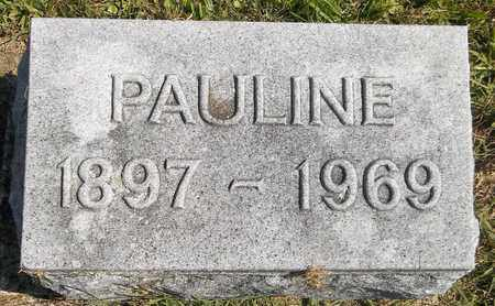 GARDINER, PAULINE - Trumbull County, Ohio | PAULINE GARDINER - Ohio Gravestone Photos