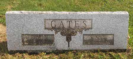 GATES, BION I. - Trumbull County, Ohio | BION I. GATES - Ohio Gravestone Photos