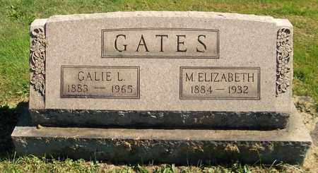 GATES, GALIE L. - Trumbull County, Ohio | GALIE L. GATES - Ohio Gravestone Photos