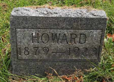 GATES, HOWARD - Trumbull County, Ohio | HOWARD GATES - Ohio Gravestone Photos
