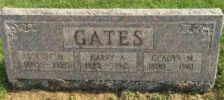 GATES, GLADYS M. - Trumbull County, Ohio | GLADYS M. GATES - Ohio Gravestone Photos