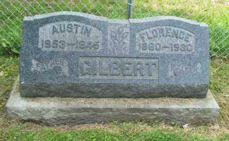 WILSON GILBERT, FLORENCE ALMIRA - Trumbull County, Ohio | FLORENCE ALMIRA WILSON GILBERT - Ohio Gravestone Photos