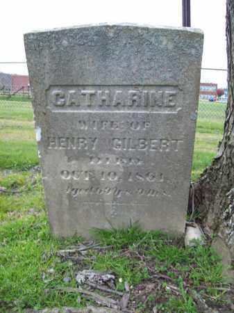 GILBERT, CATHARINE - Trumbull County, Ohio   CATHARINE GILBERT - Ohio Gravestone Photos