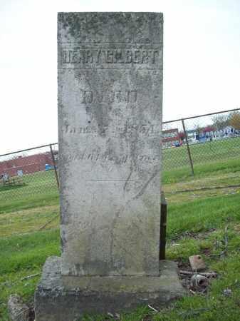 GILBERT, HENRY - Trumbull County, Ohio | HENRY GILBERT - Ohio Gravestone Photos