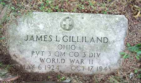 GILLILAND, JAMES L. - Trumbull County, Ohio | JAMES L. GILLILAND - Ohio Gravestone Photos