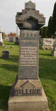 GILLING, ARTHUR - Trumbull County, Ohio | ARTHUR GILLING - Ohio Gravestone Photos