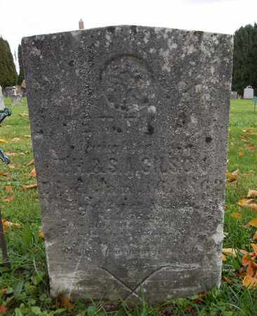 GILSON, HETTY I. - Trumbull County, Ohio   HETTY I. GILSON - Ohio Gravestone Photos