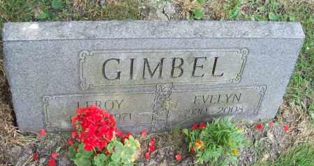 GIMBEL, LEROY - Trumbull County, Ohio | LEROY GIMBEL - Ohio Gravestone Photos