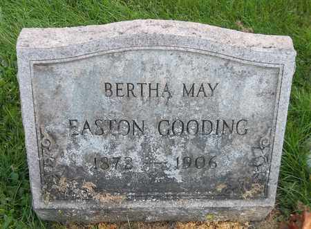 GOODING, BERTHA MAY - Trumbull County, Ohio | BERTHA MAY GOODING - Ohio Gravestone Photos