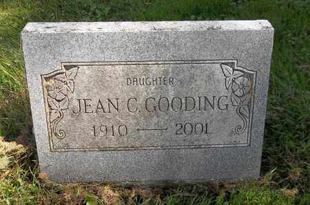GOODING, JEAN C. - Trumbull County, Ohio | JEAN C. GOODING - Ohio Gravestone Photos