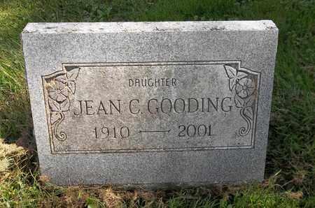 GOODING, JEAN C. - Trumbull County, Ohio | JEAN C. GOODING - Ohio Gravestone Photos