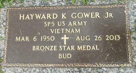 GOWER, HAYWARD K. - Trumbull County, Ohio | HAYWARD K. GOWER - Ohio Gravestone Photos