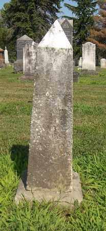GRANGER, ARLETTE - Trumbull County, Ohio | ARLETTE GRANGER - Ohio Gravestone Photos