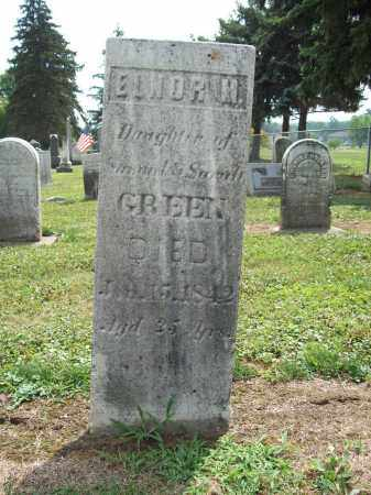 GREEN, ELNOR M. - Trumbull County, Ohio | ELNOR M. GREEN - Ohio Gravestone Photos
