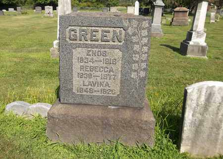 GREEN, REBECCA - Trumbull County, Ohio | REBECCA GREEN - Ohio Gravestone Photos