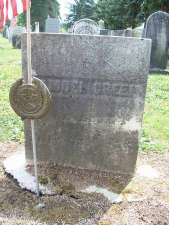 GREEN, SAMUEL - Trumbull County, Ohio | SAMUEL GREEN - Ohio Gravestone Photos