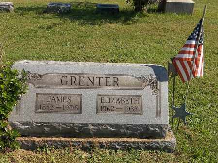 GRENTER, JAMES - Trumbull County, Ohio | JAMES GRENTER - Ohio Gravestone Photos