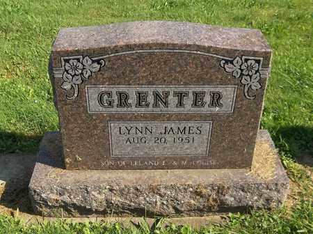 GRENTER, LYNN JAMES - Trumbull County, Ohio | LYNN JAMES GRENTER - Ohio Gravestone Photos