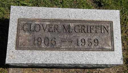 GRIFFIN, CLOVER M. - Trumbull County, Ohio | CLOVER M. GRIFFIN - Ohio Gravestone Photos