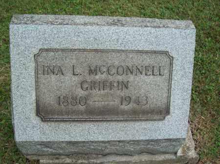 GRIFFIN, INA L. - Trumbull County, Ohio | INA L. GRIFFIN - Ohio Gravestone Photos