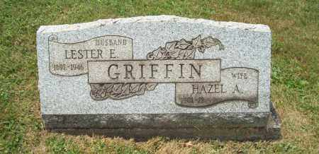 GRIFFIN, HAZEL A. - Trumbull County, Ohio | HAZEL A. GRIFFIN - Ohio Gravestone Photos
