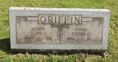 GRIFFIN, OLIVE L. - Trumbull County, Ohio | OLIVE L. GRIFFIN - Ohio Gravestone Photos
