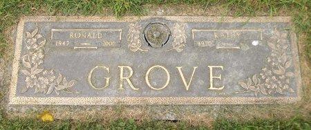 GROVE, RONALD - Trumbull County, Ohio | RONALD GROVE - Ohio Gravestone Photos