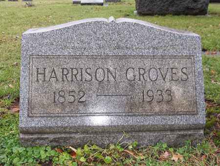 GROVES, HARRISON - Trumbull County, Ohio | HARRISON GROVES - Ohio Gravestone Photos