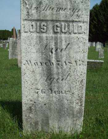 ROBINSON GUILD, LOIS - Trumbull County, Ohio | LOIS ROBINSON GUILD - Ohio Gravestone Photos