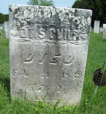 GUILD, OTIS - Trumbull County, Ohio | OTIS GUILD - Ohio Gravestone Photos