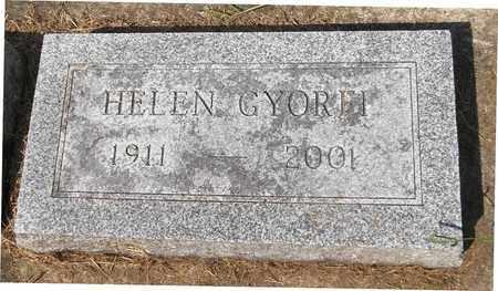 GYORTI, HELEN - Trumbull County, Ohio   HELEN GYORTI - Ohio Gravestone Photos