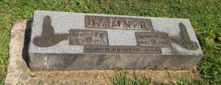 HAMNER, NANCY A. - Trumbull County, Ohio | NANCY A. HAMNER - Ohio Gravestone Photos
