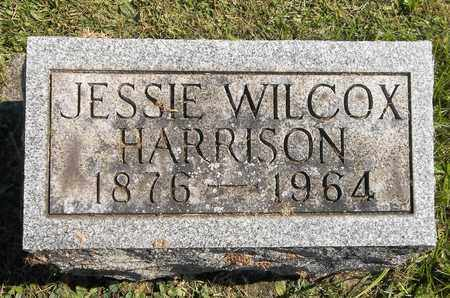 HARRISON, JESSIE - Trumbull County, Ohio | JESSIE HARRISON - Ohio Gravestone Photos