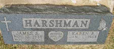 HARSHMAN, JAMES S. - Trumbull County, Ohio | JAMES S. HARSHMAN - Ohio Gravestone Photos