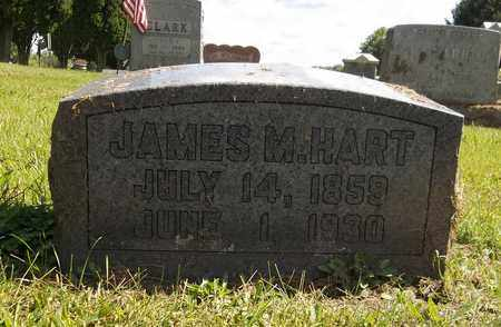 HART, JAMES M. - Trumbull County, Ohio | JAMES M. HART - Ohio Gravestone Photos