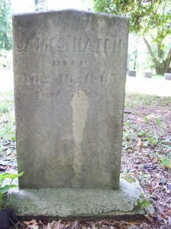 HATCH, JAMES - Trumbull County, Ohio | JAMES HATCH - Ohio Gravestone Photos