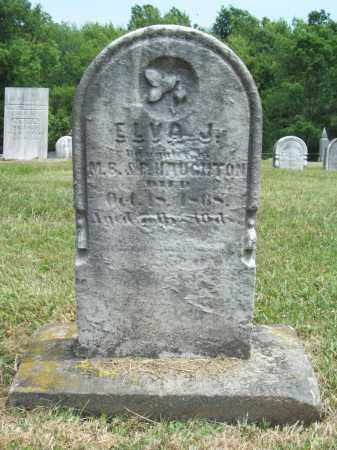 HAUGHTON, ELVA J. - Trumbull County, Ohio | ELVA J. HAUGHTON - Ohio Gravestone Photos